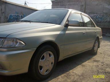 Toyota Carina 1998 отзыв автора | Дата публикации 05.12.2012.