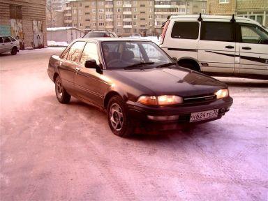 Toyota Carina 1990 отзыв автора | Дата публикации 25.01.2013.