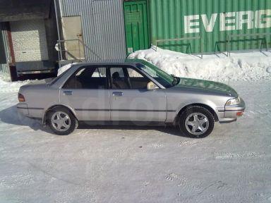 Toyota Carina 1990 отзыв автора | Дата публикации 27.02.2013.