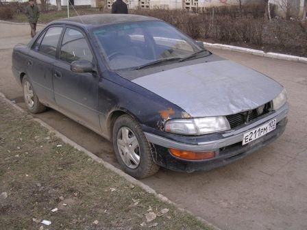 Toyota Carina 1994 - отзыв владельца