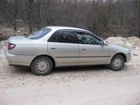 Toyota Carina 1992 - отзыв владельца