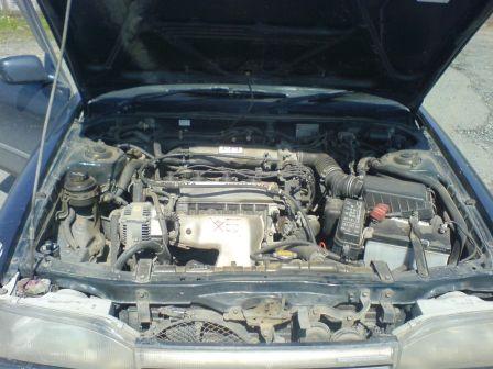 Toyota Carina 1990 - отзыв владельца