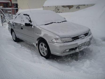 Toyota Carina 2000 - отзыв владельца