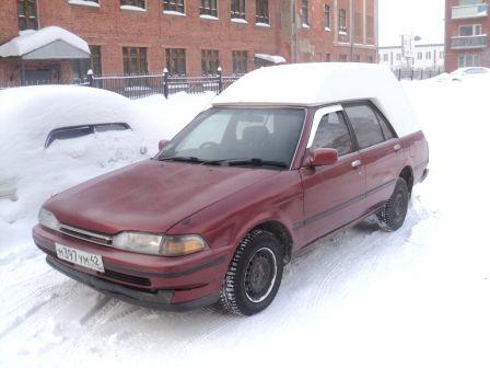 Toyota Carina 1991 - отзыв владельца