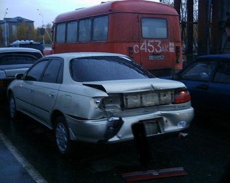 Toyota Carina 1995 - отзыв владельца