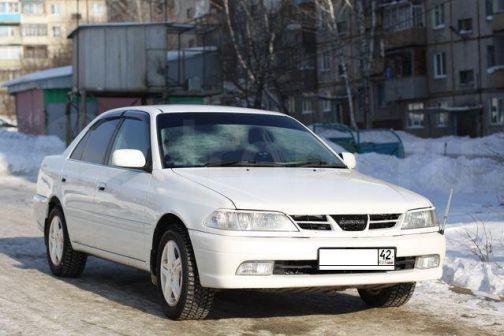 Toyota Carina  - отзыв владельца