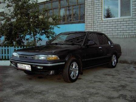 Toyota Carina 1988 - отзыв владельца