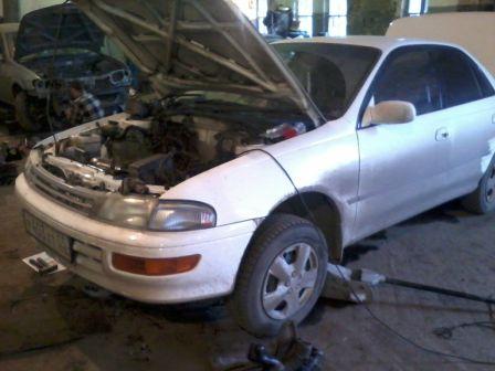 Toyota Carina 1993 - отзыв владельца