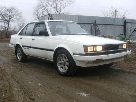 Toyota Carina 1984 - отзыв владельца