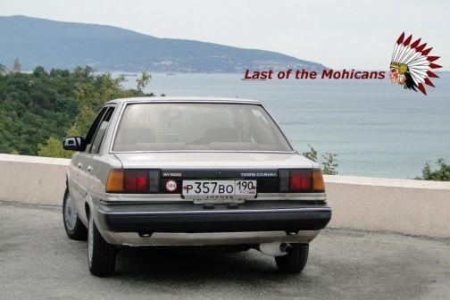 Toyota Carina 1986 - отзыв владельца