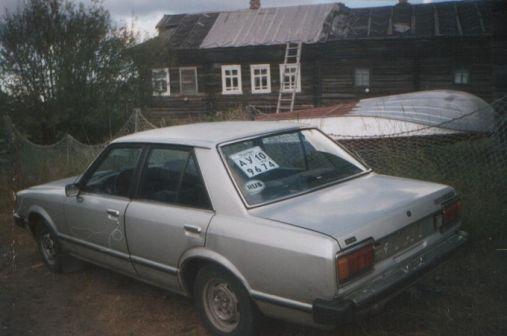 Toyota Carina 1981 - отзыв владельца