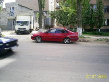 Toyota Carina E, 1992