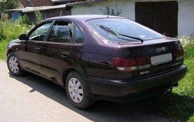 Toyota Carina E, 1993