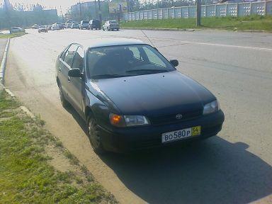 Toyota Carina E отзыв автора | Дата публикации 10.06.2011.