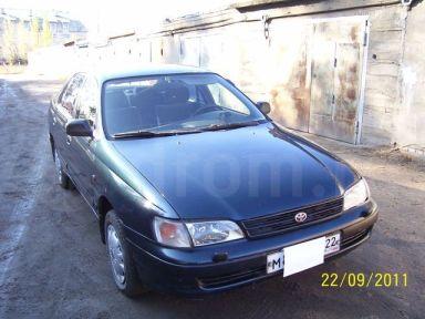 Toyota Carina E, 1995