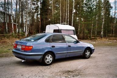 Toyota Carina E 1997 отзыв автора | Дата публикации 05.11.2005.