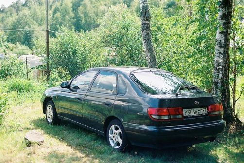Toyota Carina E 1994 - отзыв владельца