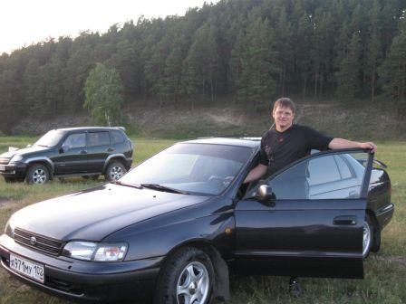Toyota Carina E 1992 - отзыв владельца