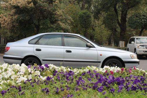 Toyota Carina E 1995 - отзыв владельца