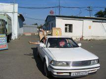 Toyota Carina ED, 1988