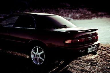 Toyota Carina ED 1996 отзыв автора | Дата публикации 03.01.2009.