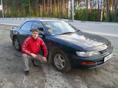 Toyota Carina ED 1995 отзыв автора | Дата публикации 14.07.2009.