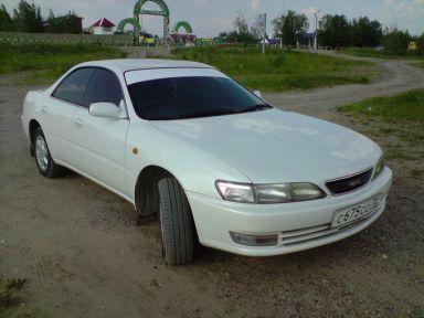 Toyota Carina ED 1996 отзыв автора | Дата публикации 15.11.2009.