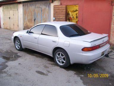 Toyota Carina ED 1995 отзыв автора | Дата публикации 18.01.2010.
