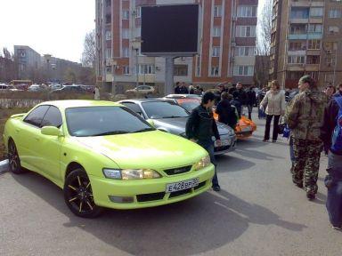 Toyota Carina ED 1996 отзыв автора | Дата публикации 18.02.2010.