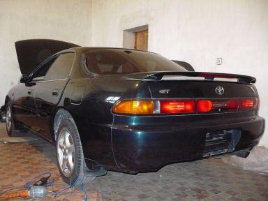Toyota Carina ED 1996 отзыв автора | Дата публикации 02.04.2010.