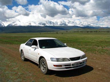 Toyota Carina ED 1995 отзыв автора | Дата публикации 17.10.2010.