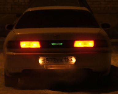 Toyota Carina ED 1995 отзыв автора | Дата публикации 15.11.2010.