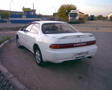 Toyota Carina ED 1995 отзыв автора | Дата публикации 07.01.2011.