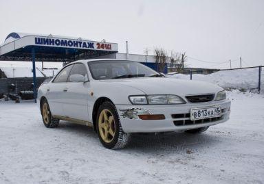 Toyota Carina ED 1995 отзыв автора   Дата публикации 12.01.2011.