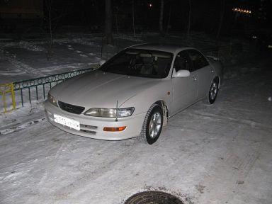 Toyota Carina ED 1996 отзыв автора | Дата публикации 10.03.2011.