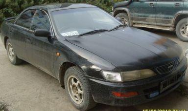 Toyota Carina ED 1995 отзыв автора | Дата публикации 16.04.2011.