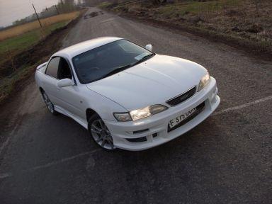 Toyota Carina ED 1996 отзыв автора | Дата публикации 08.10.2011.