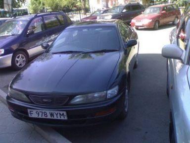 Toyota Carina ED 1995 отзыв автора | Дата публикации 16.03.2012.