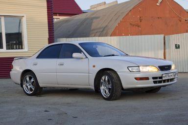 Toyota Carina ED, 1993