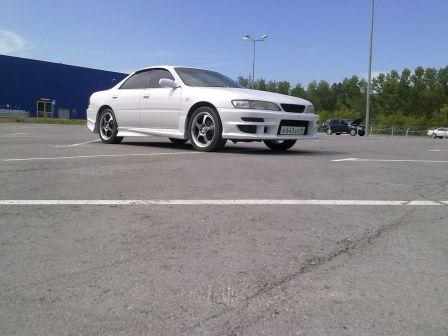 Toyota Carina ED 1996 - отзыв владельца