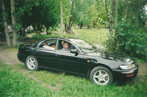 Toyota Carina ED 1993 - отзыв владельца