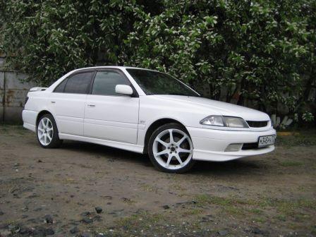 Toyota Carina ED 2000 - отзыв владельца