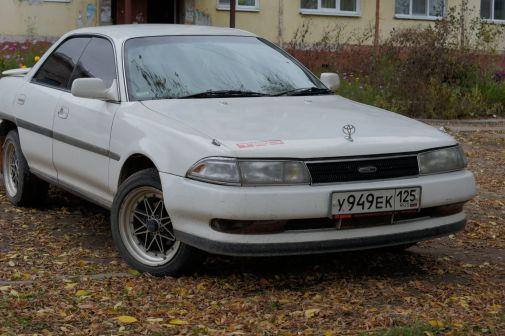 Toyota Carina ED 1991 - отзыв владельца