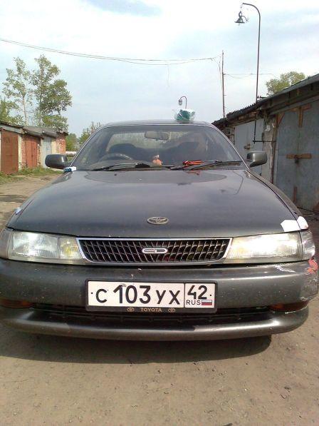 Toyota Carina ED 1992 - отзыв владельца