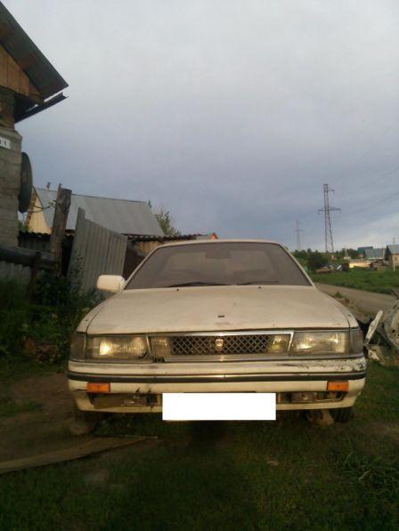 Toyota Carina ED 1986 - отзыв владельца