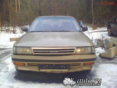 Toyota Carina II, 1989