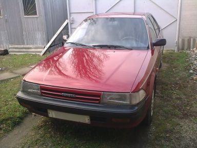 Toyota Carina II 1991 отзыв автора | Дата публикации 20.12.2010.