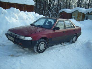 Toyota Carina II, 1988