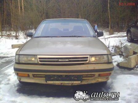 Toyota Carina II 1989 - отзыв владельца