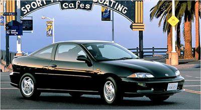 Toyota Cavalier 2000 - отзыв владельца